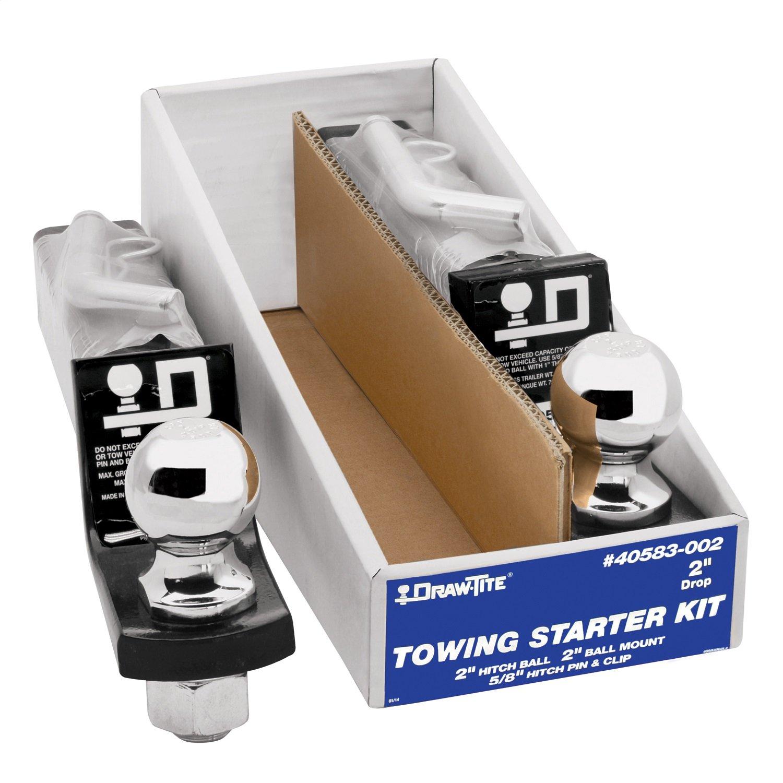 DRAW TITE 40583002 Towing Starter Kit Draw-Tite