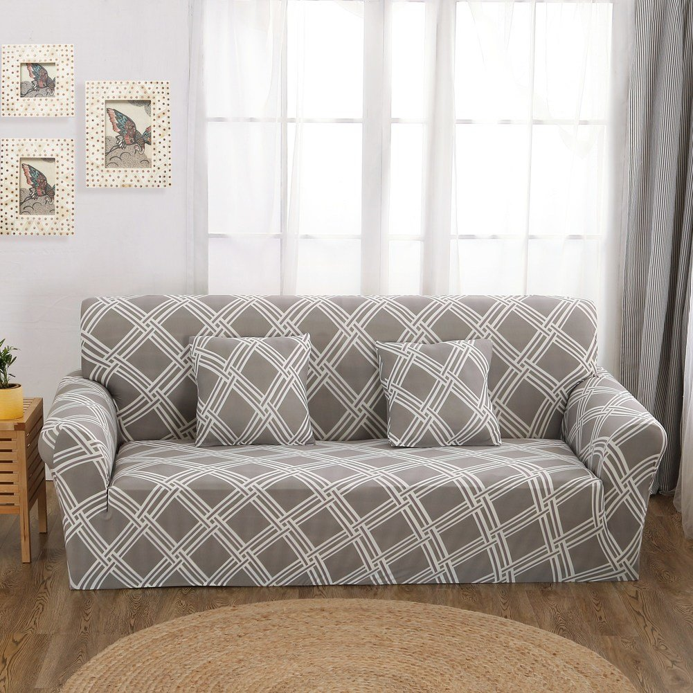 Amazon.com: High Elasticity slipcovers,Furniture Protector ...