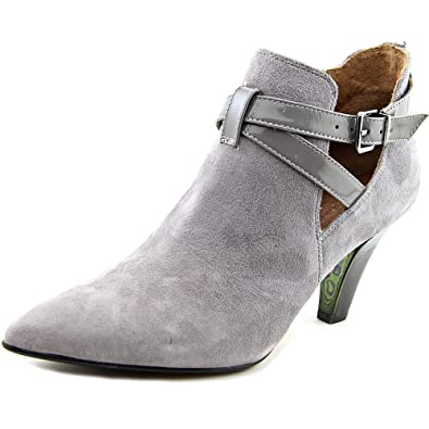 37caea14197 Image Unavailable. Image not available for. Color  Donald J Pliner Tamy  Women US 8.5 Gray Ankle Boot