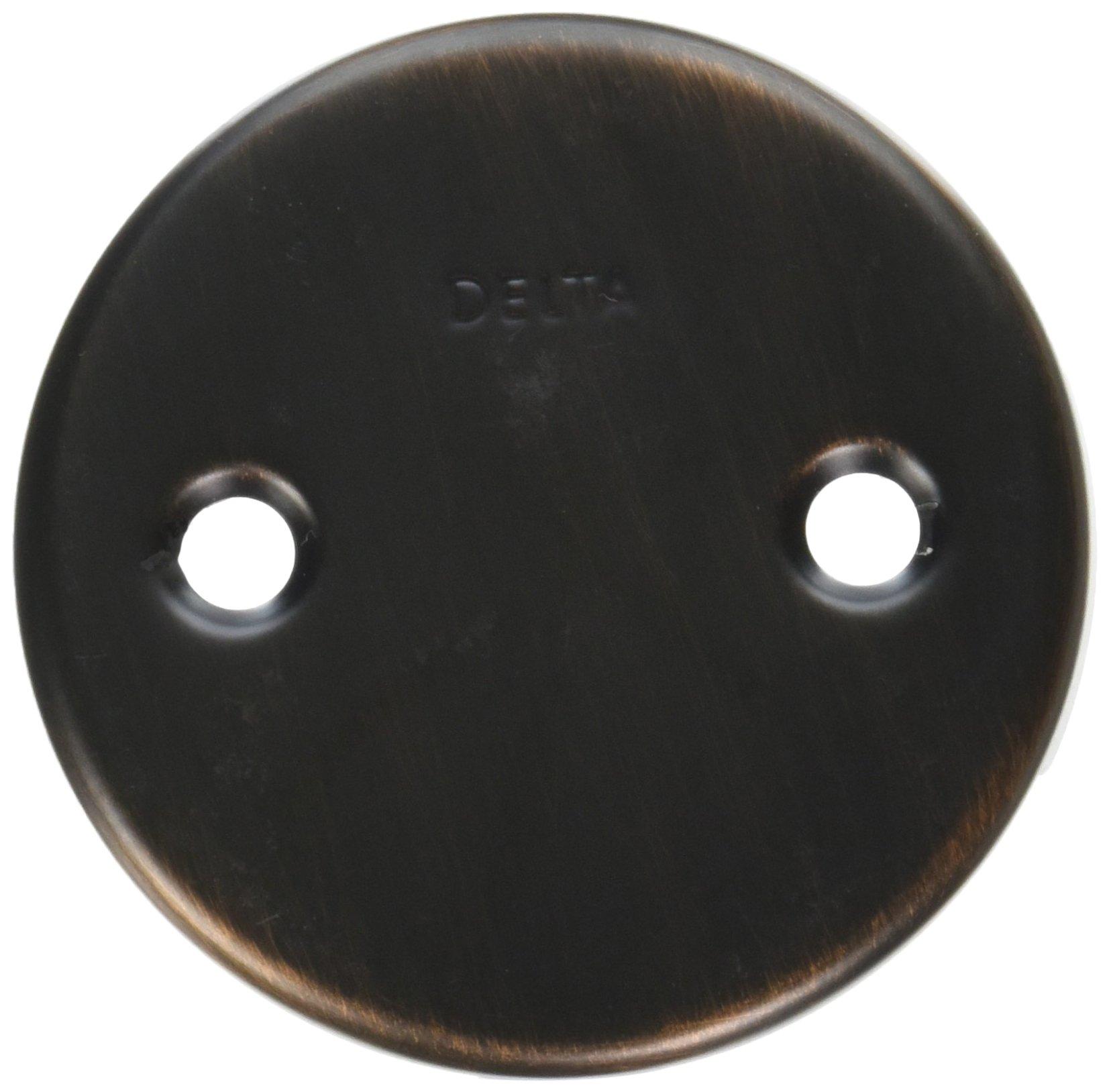 Delta Faucet RP7424RB Overflow Plate, Venetian Bronze