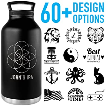 Tempercraft Beer Growler
