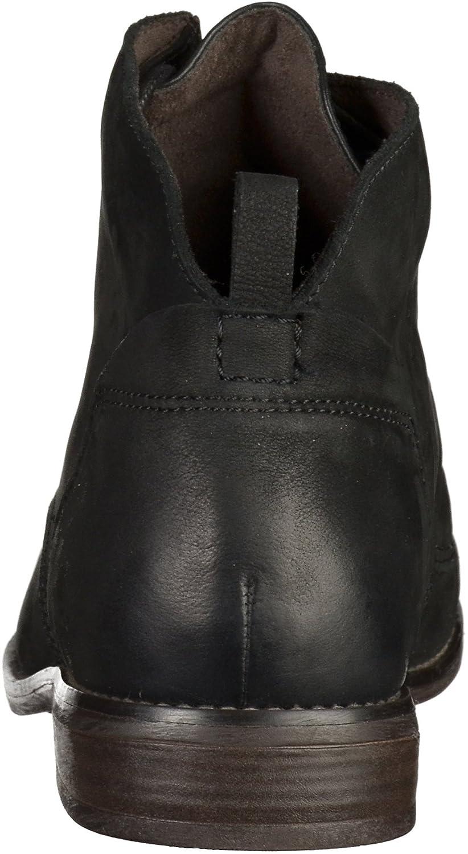 5044d71684fe9b Tamaris Damenschuhe 1-1-25100-26 Damen Stiefel Schnürstiefel Schnürboots  Boots Schwarz (Black Nubuk)