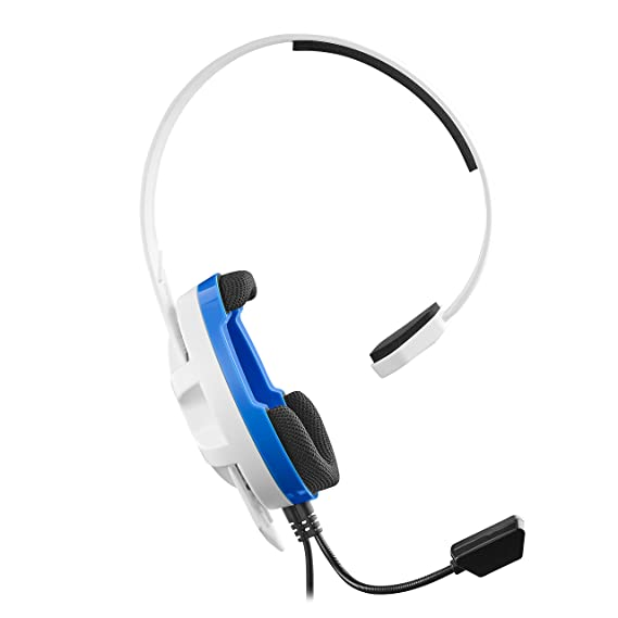 Turtle Beach Recon Chat Blanco - Auriculares gaming para PS4 y Xbox One: playstation 4: Amazon.es: Videojuegos