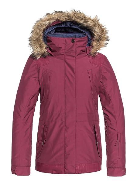 5c88ce68d4a Roxy Tribe - Chaqueta para Nieve para Chicas 8-16 ERGTJ03051  Amazon.es   Ropa y accesorios