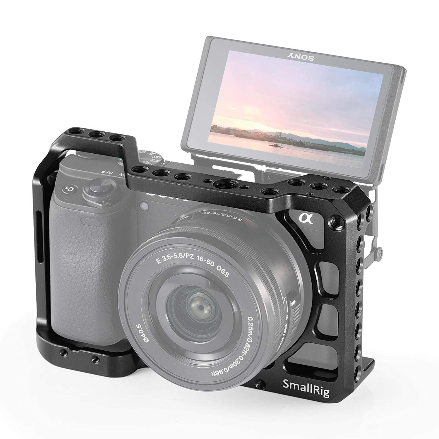 SMALLRIG Camera A6400 Cage for Sony A6400 - CCS2310