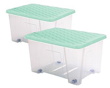 Outdoor Küche Aus Kleidung : Ondis24 tolle praktische aufbewahrungsbox rollerbox lagerbox mit