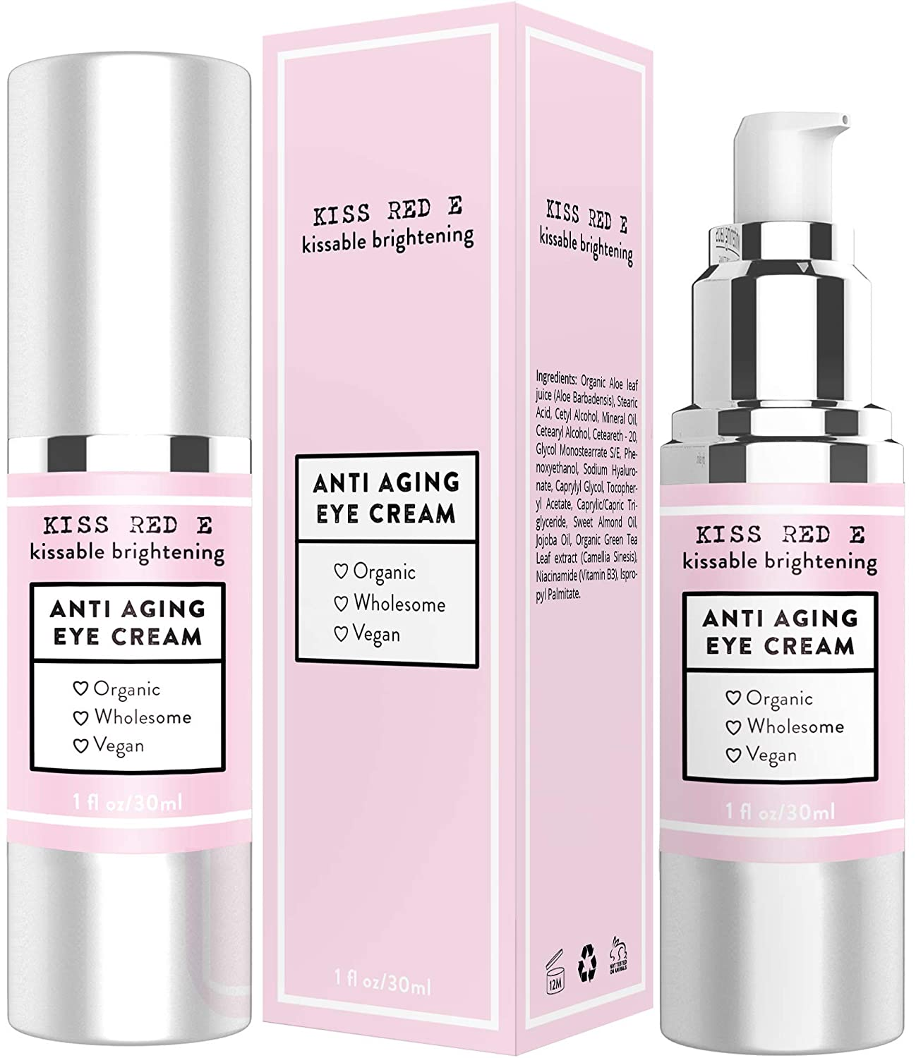 Amazon Com Anti Aging Eye Cream For Dark Circles Eye Bags Fine