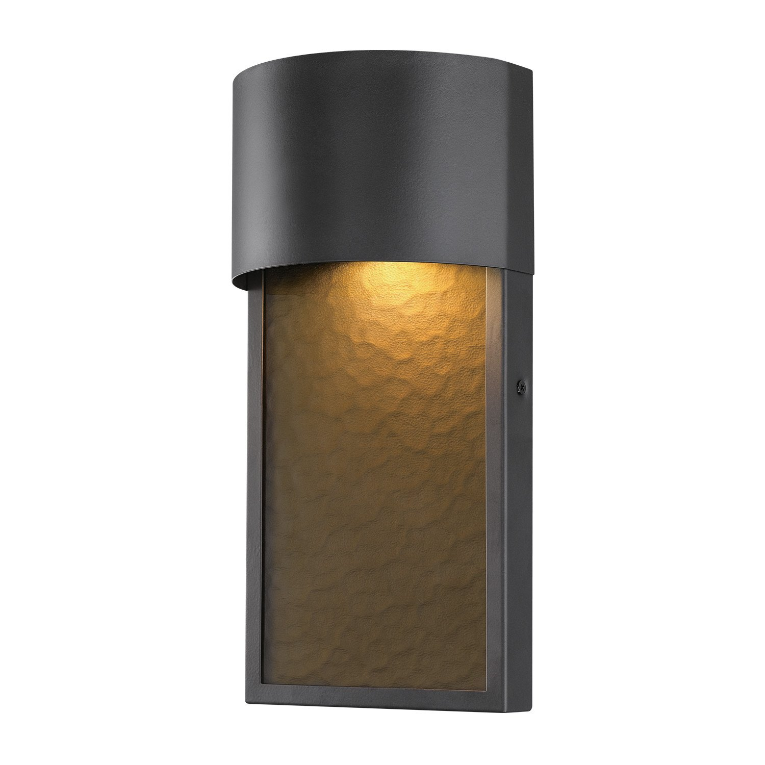 Sutherland 8.5-Watt Bronze Integrated LED Outdoor Wall Sconce
