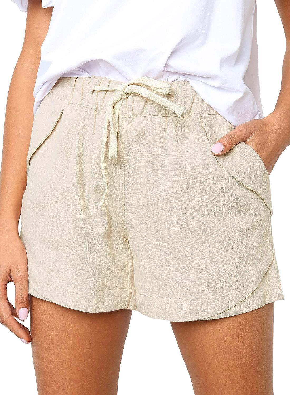 Camicia da donna casual con scollo a V con maniche a palloncino Dearlove
