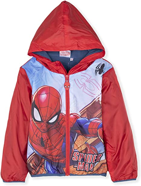 Marvel Giacca Spiderman Ragazzi