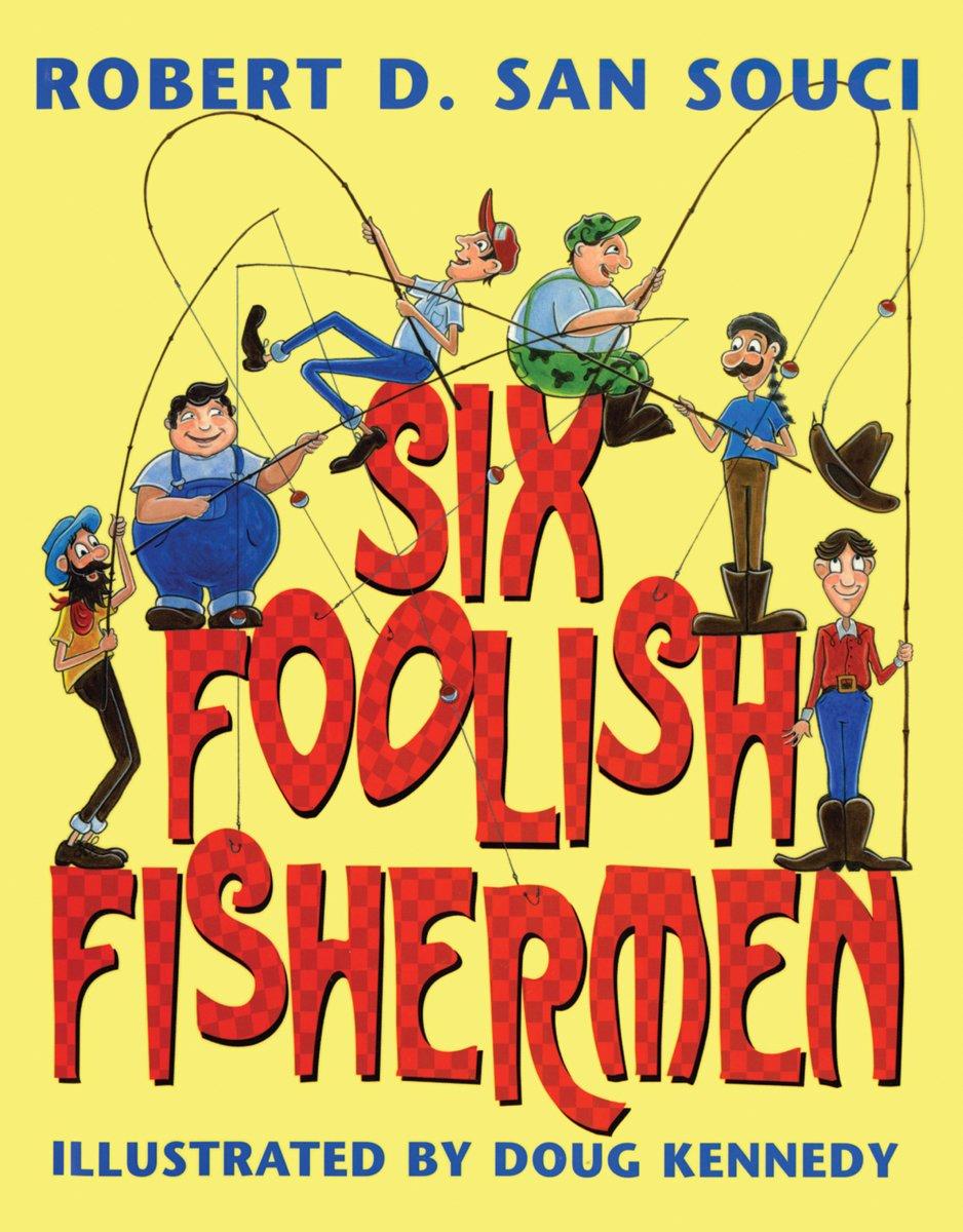 Download Six Foolish Fishermen ebook