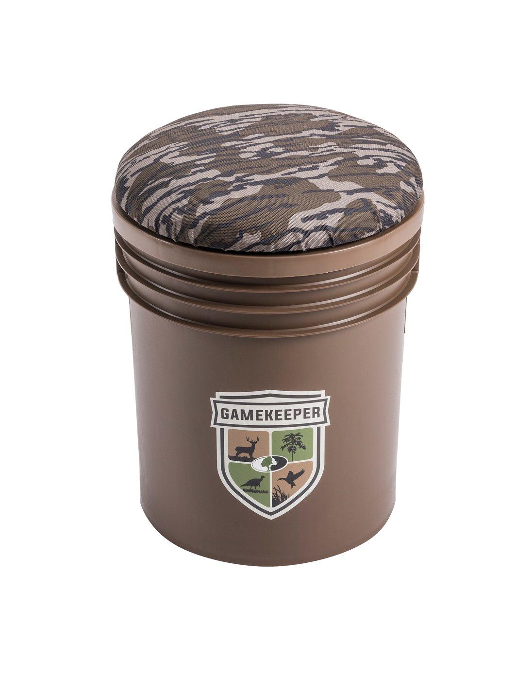 Wise Outdoors 5615-GK Dove Bucket: Gamekeeper Edition
