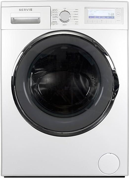 Servis WD1496FGW Independiente Carga frontal A Blanco lavadora ...