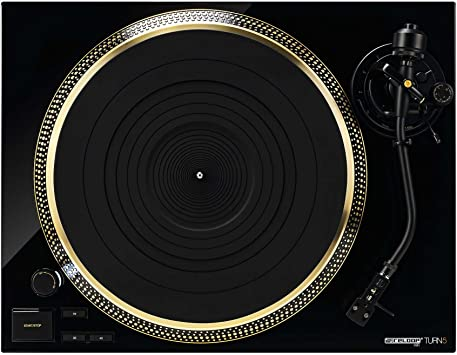 Amazon.com: Reloop ams-turn Belt Drive DJ Tocadiscos ...