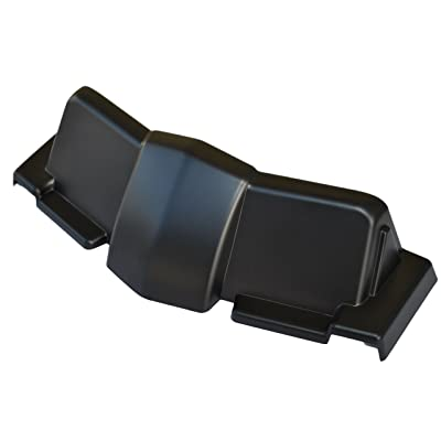 Custom Install Parts New Radio GPS Media Console Sun Visor Shade Cover Fitted for 2015-2020 Polaris Slingshot: Automotive