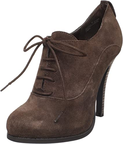 miss foxy suede booties