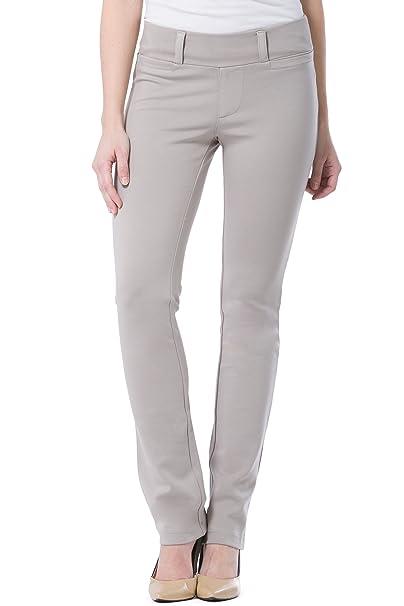 Amazon.com: Fishers Finery pantalones de vestir para mujer ...