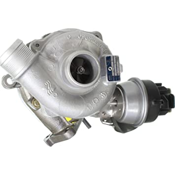 Turbocompresor Turbo Audi A4 B7 125 kW 170PS BRD BVA KKK con DPF 53039700109: Amazon.es: Coche y moto