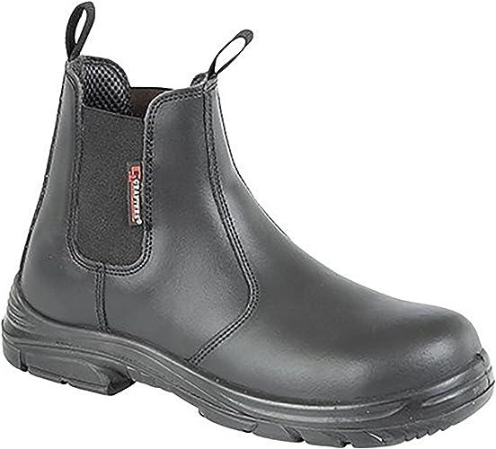 Blackrock Sf12b - EU 36 Marron Brown UK 3 Chaussures de s/écurit/é Mixte adulte