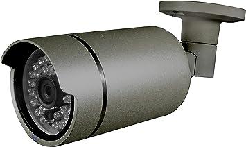 Opinión sobre Sinis Secutiry 1080P Cámara Bala de CCTV híbrida, Salida de 2 megapíxeles, TVI / CVI / AHD / CVBS 4 en 1, Lente Fija de 3,6 mm y 24 LED Infrarrojos, IP66