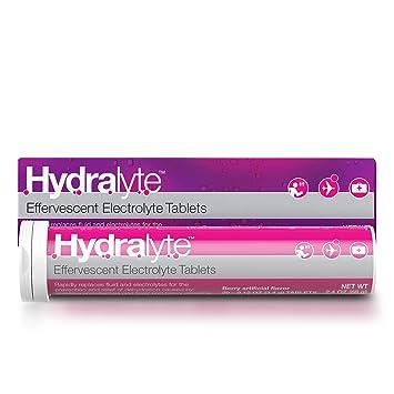 Hydralyte – Effervescent Electrolyte Tablets
