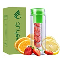 REEHUT Fruit Infuser Water Bottle 25 oz