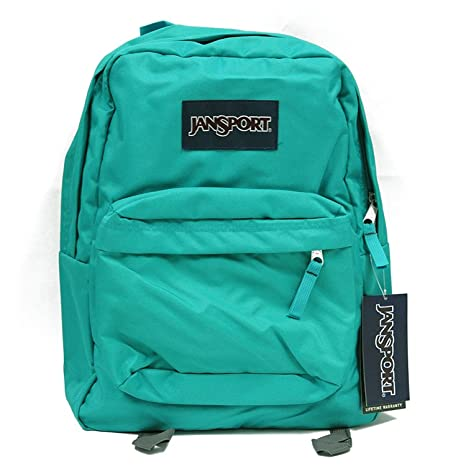 c271469ca71b Amazon.com  Jansport Superbreak Backpacks (Spanish Teal)  Sports ...