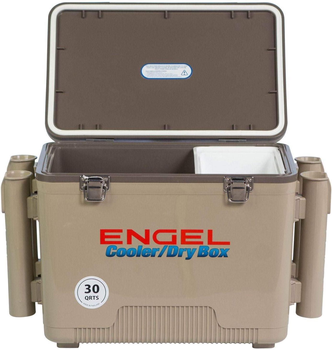 Engel USA Cooler/Dry Box, 30 Quart
