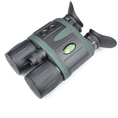 Luna Optics LN-NVB3 Jumelles vision nocturne Noir