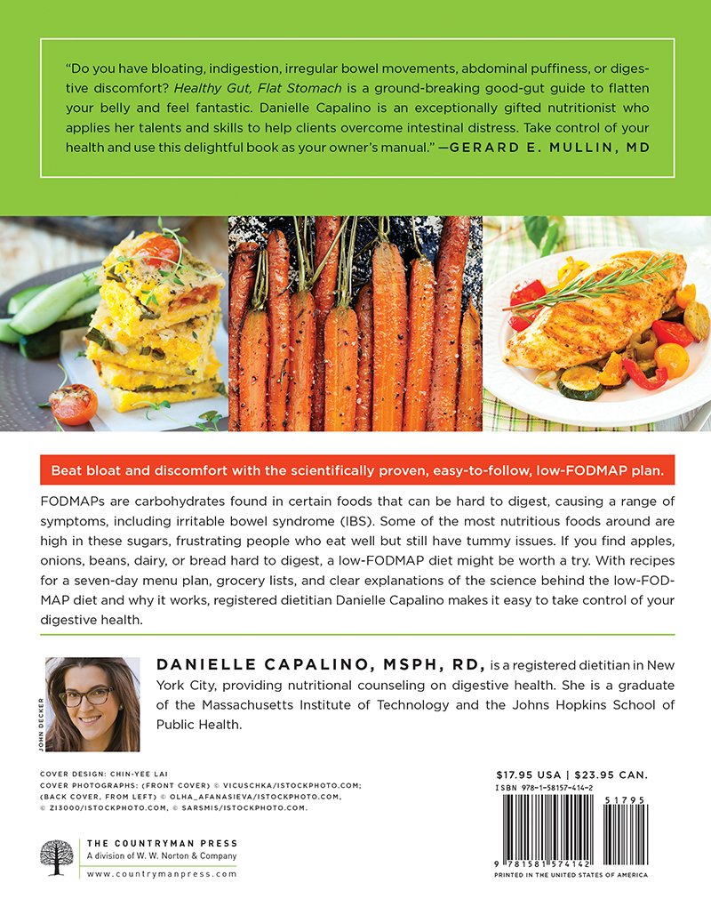 Healthy gut flat stomach the fast and easy low fodmap diet plan healthy gut flat stomach the fast and easy low fodmap diet plan danielle capalino 9781581574142 amazon books forumfinder Choice Image