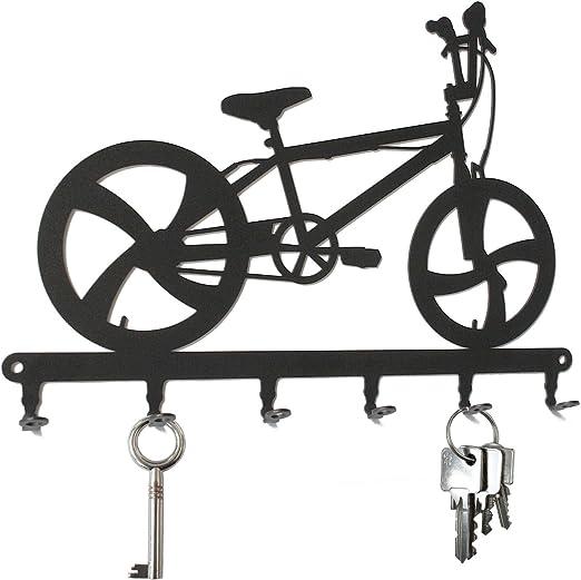 Tabla/Colgador de llaves * BMX Bicicleta, tarjeta de llave ...