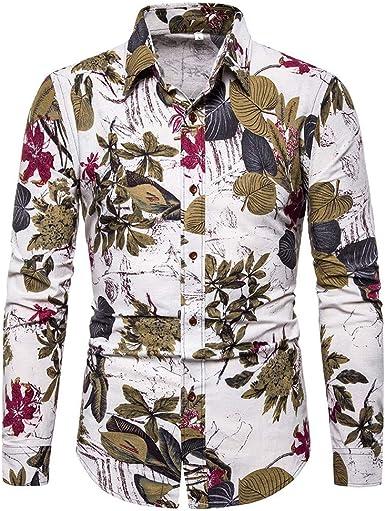Boutique sale Camisa de Manga Larga con Estampado de Flores ...