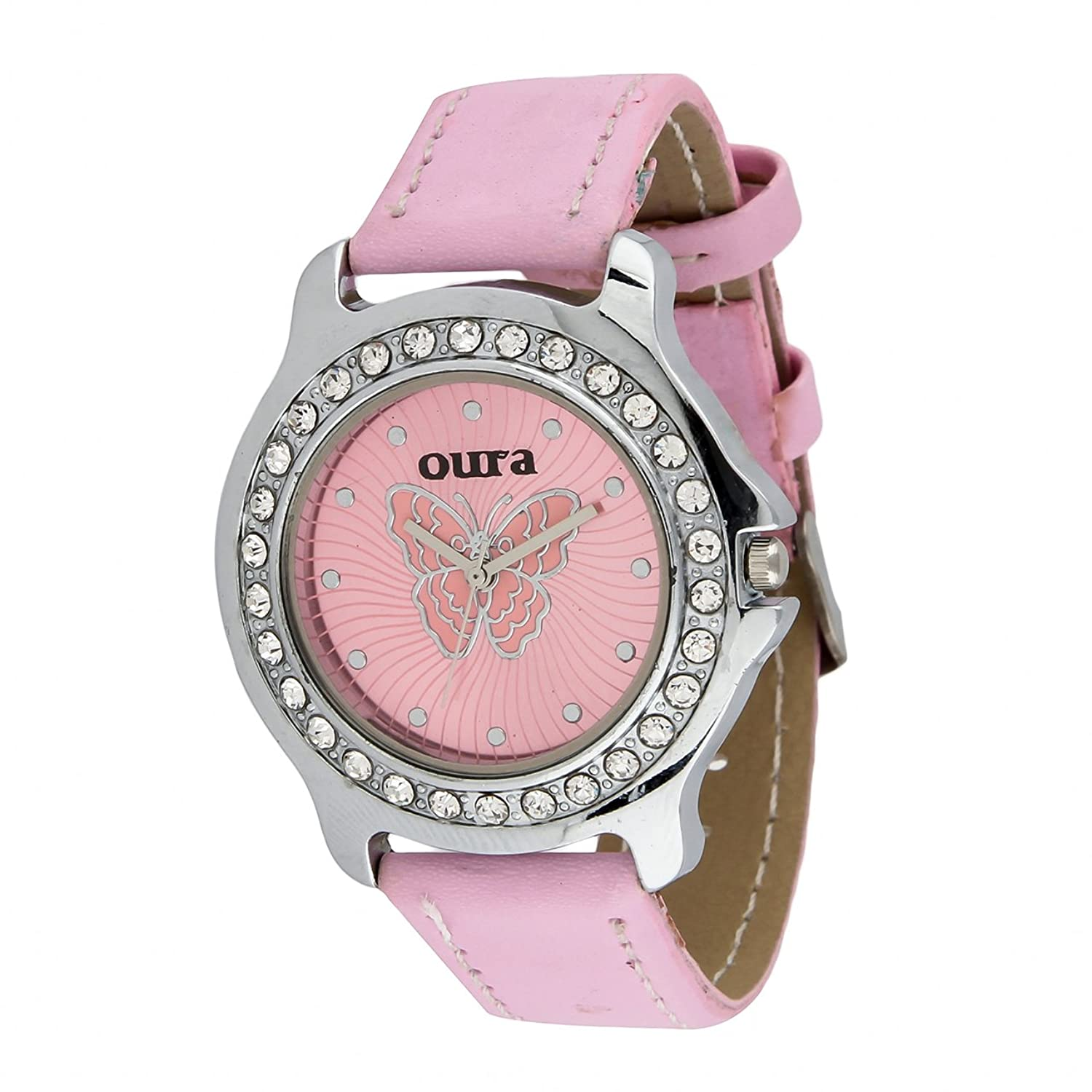 Oura LPKSST-67  Analog Watch For Girls