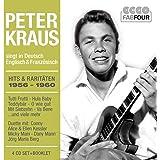 Peter Kraus singt in Deutsch, Englisch & Französisch