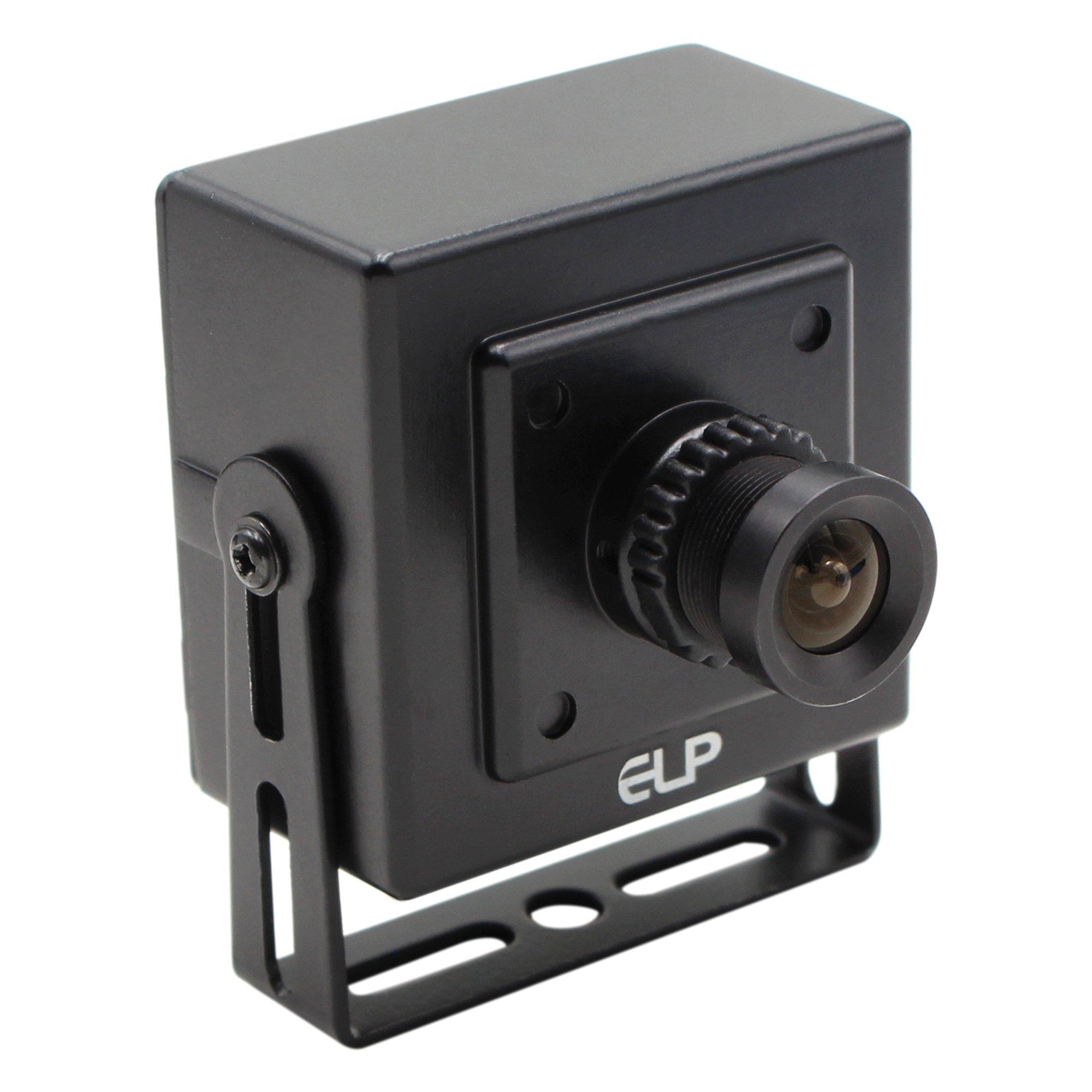 ELP 1280720p 1.0 Megapixel Mini IP Camera,Mini Hidden Network Camera,Onvif