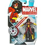 Marvel Universe Series 3 Action Figure #06 Spider-Woman 3.75 Inch by Hasbro