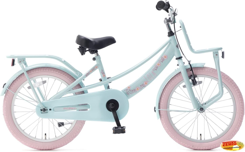 Bicicleta holandesa para niña 18 pulgadas Mint: Amazon.es ...