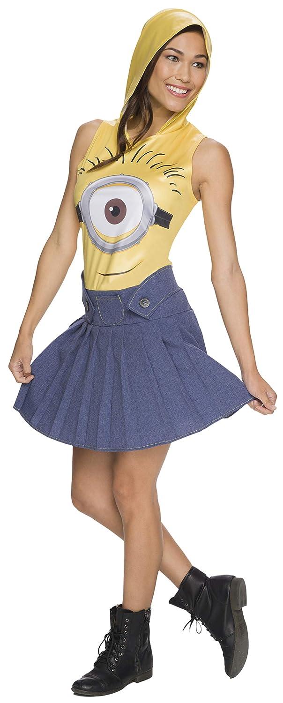 Disfraz de Minion para mujer: Amazon.es: Juguetes y juegos