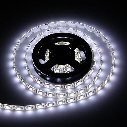 Amazoncom Led Strip Lights Powstro Battery Operated Waterproof