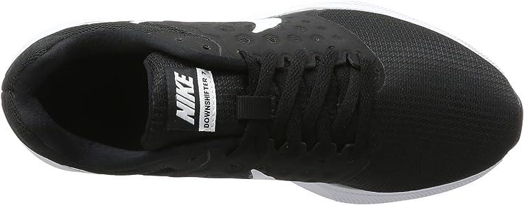 Nike Wmns Downshifter 7 - Zapatillas de running Mujer, Negro ...