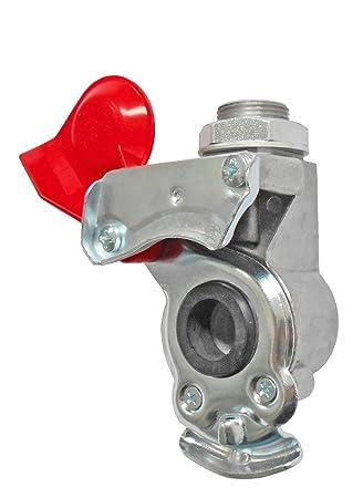 Wilms M16 - Cabezal de Embrague para Remolque de Remolque (con Filtro de conducción), Color Rojo: Amazon.es: Coche y moto