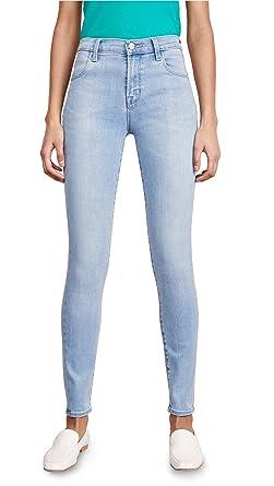 7498a2be4a7e Amazon.com: J Brand Women's Maria High Rise Skinny Jeans: Clothing