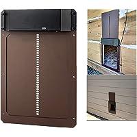 Automatic Chicken Coop Door with Light Sensing - Waterproof Chicken Coop Door,Plug and Play Technology,Evening and…