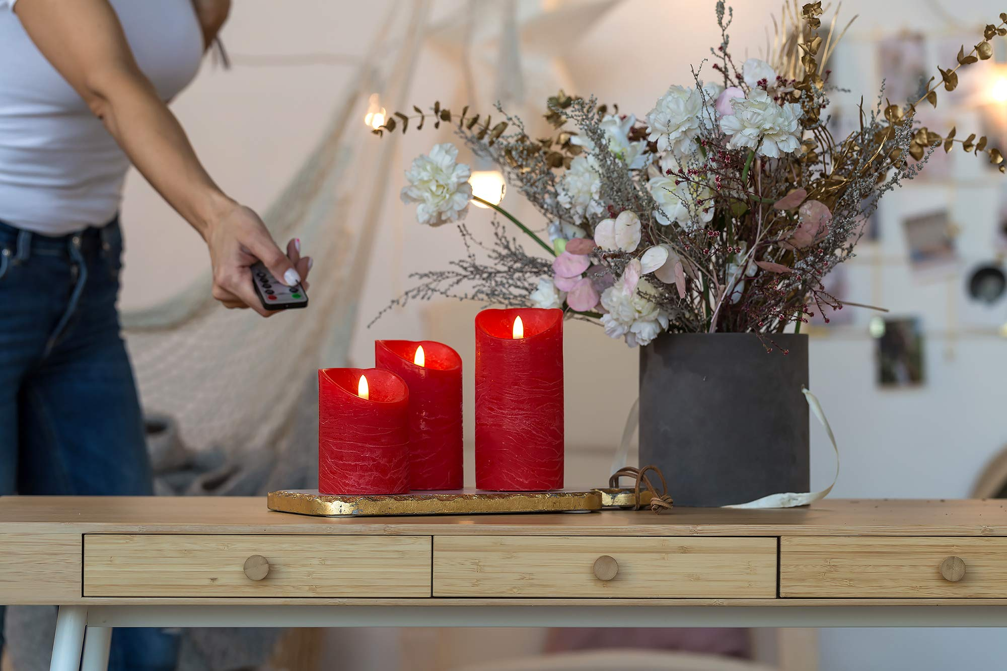 Venta LED Candles, Red by Venta (Image #7)