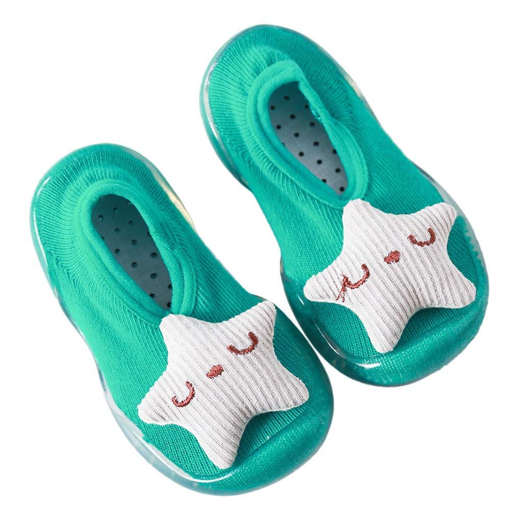 Calzini In Gomma Coniglio Koojawind Calzini Alla Caviglia Per Bambini Calze Suola Morbida Calzini Per Bambini Pantofole Bambine Antiscivolo