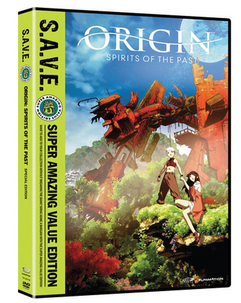 Origin: Spirits of the Past - Special Edition Movie - S.A.V.E. Various Funimation! 33951902 Anime / Japanimation