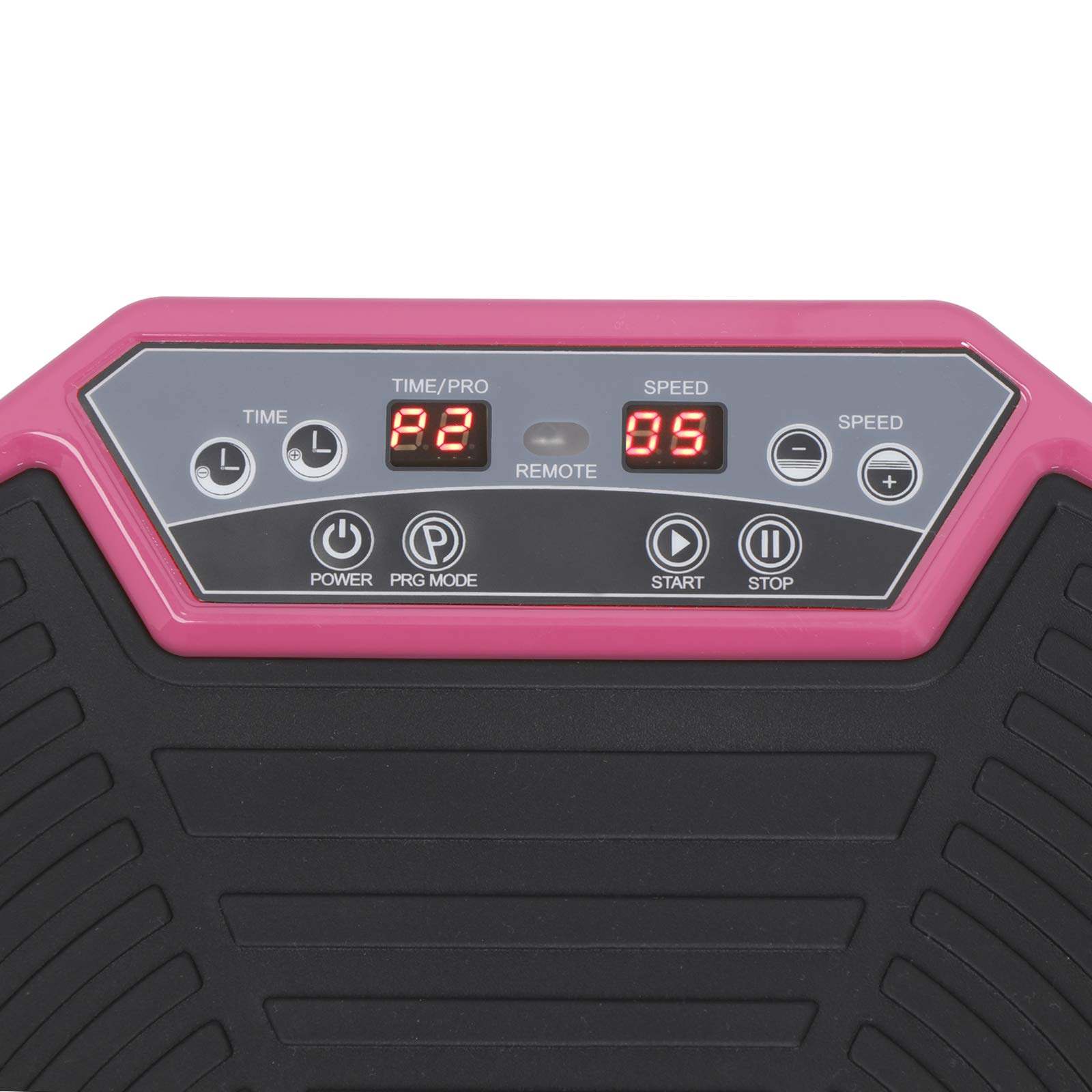 ZENY Vibration Plateform Machines Whole Body Vibrating Plate Machine Workout Fitness Shaking Machine w/Bluetooth Home Training Exercise Equipment (Pink) by ZENY (Image #6)