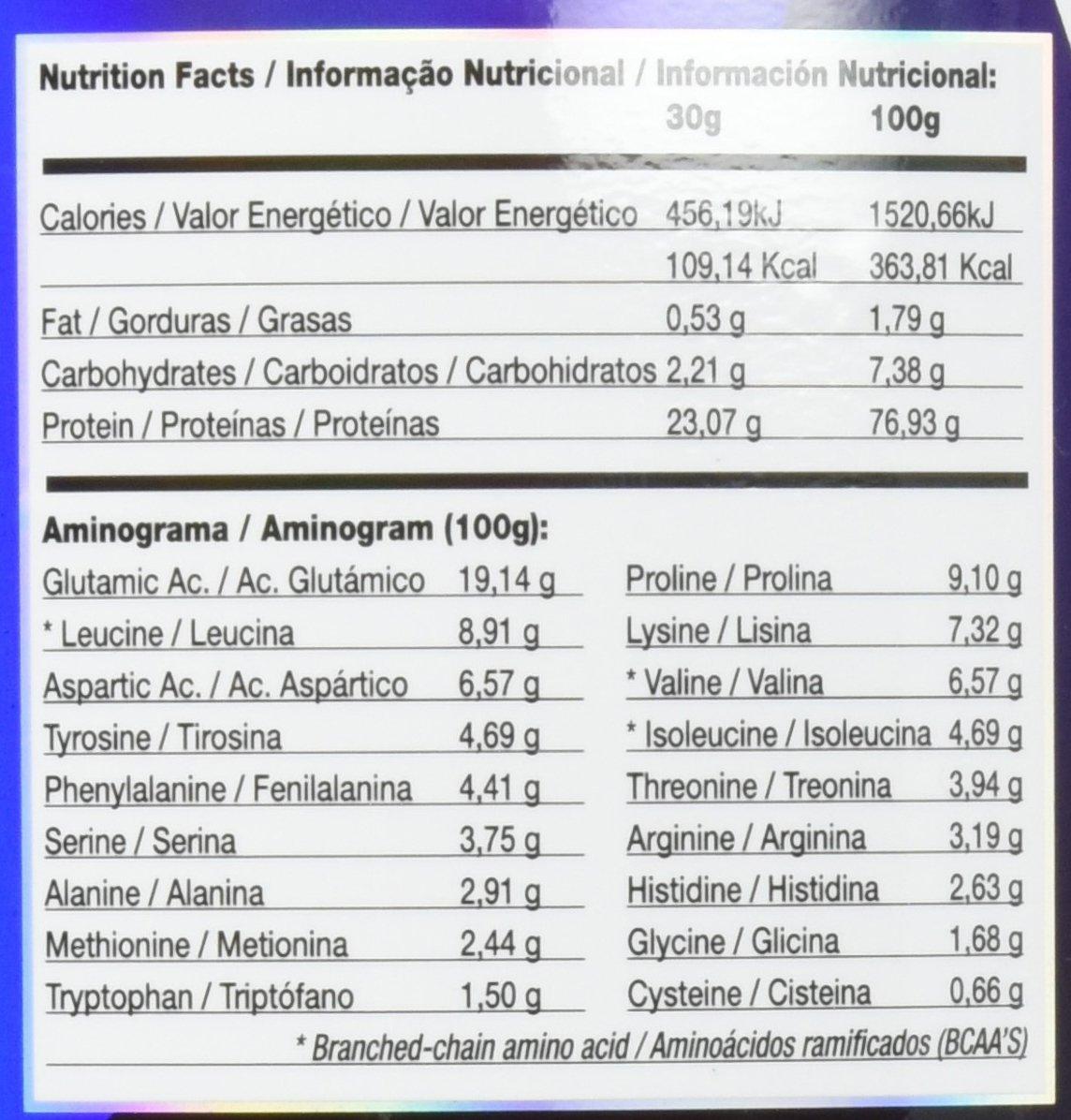 Quamtrax Nutrition Suplemento para Deportistas Isowhey, Sabor a Vainilla Cinnamon - 2267 gr: Amazon.es: Salud y cuidado personal