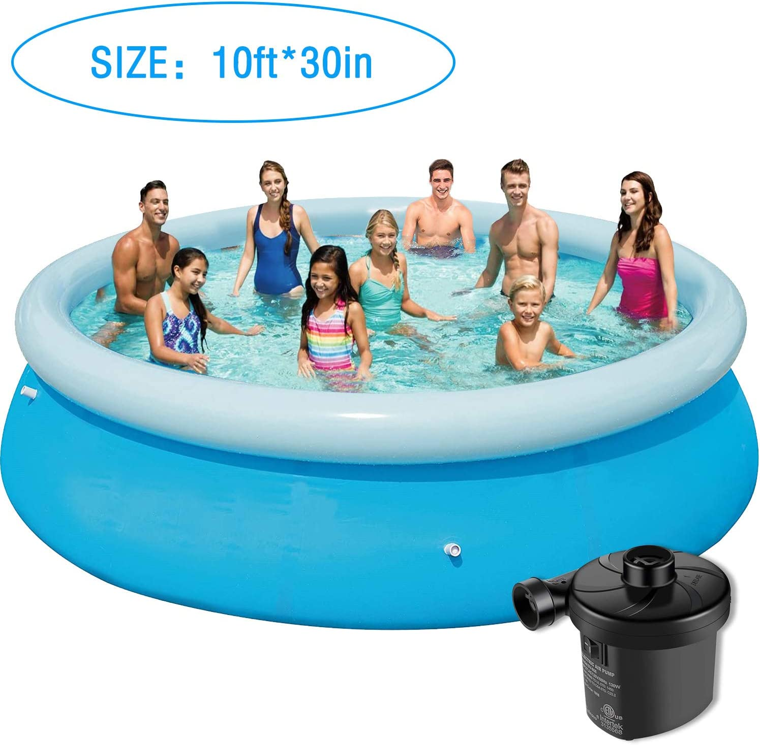 Inflatable Swimming Pools for Kids
