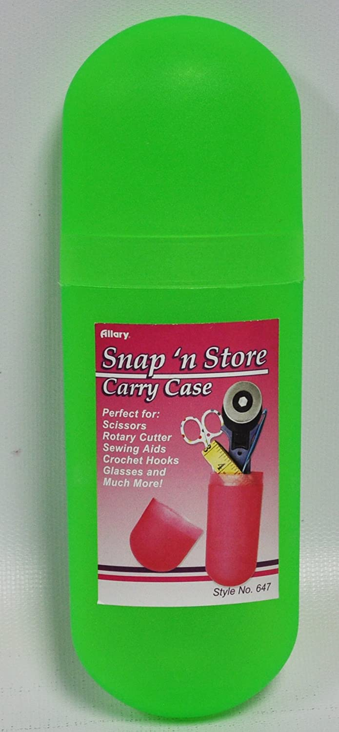 Snap N Store Carry Case Green